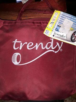Cadenas de tela Trendy 38M