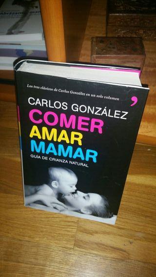 Libro Carlos Gonzalez