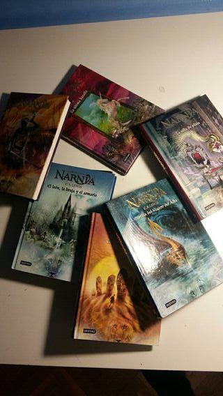 Libro Narnia