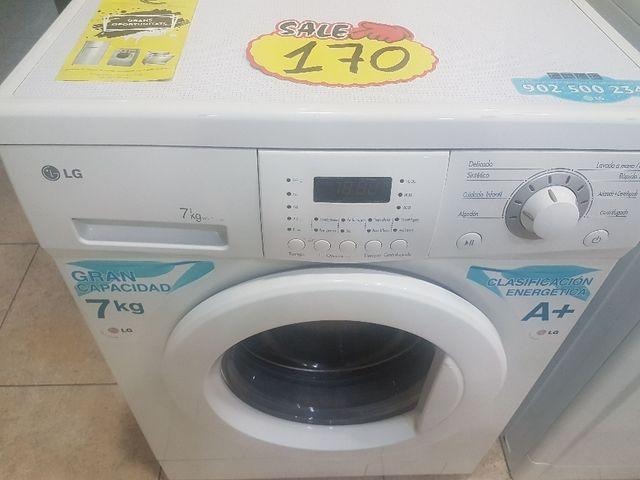 Oferta lavadora LG SIEMENS DAEWOO