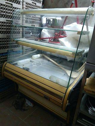 vitrina refrigerada comersa