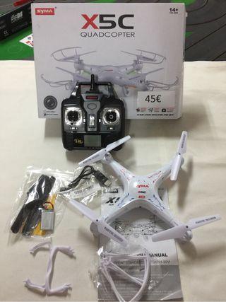 Drone syma X5 nuevo