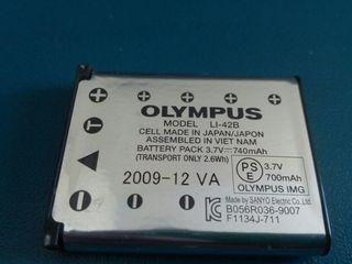 Batería cámara Olympus