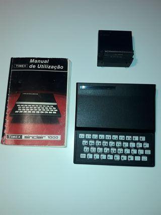 TIMEX SINCLAIR 1000 (ZX 81)