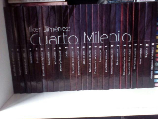 Colección Cuarto Milenio/Iker Jimenez. NUEVA de segunda mano por 66 ...