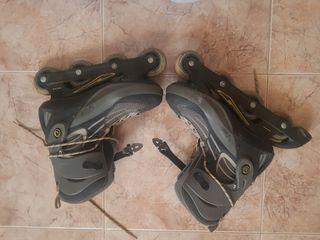patines en linea usados buena calidad talla 44