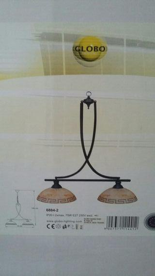 Dos lamparas