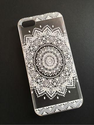 Carcasa mandala Iphone 5 / 5s