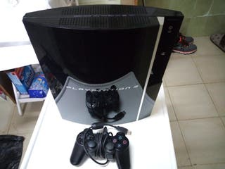 PlayStation 3 Fat sin uso