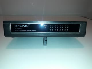 SWITCH TP-LINK TL-SF1016D 16 PUERTOS