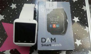 REBAJADO a 15€ antes 20€ Reloj smartwatch, nuevo