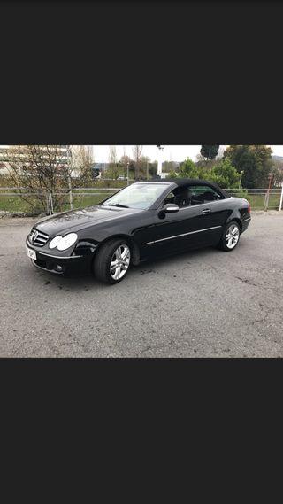 Mercedes-benz CLK cabrio 320cdi 7gtronic
