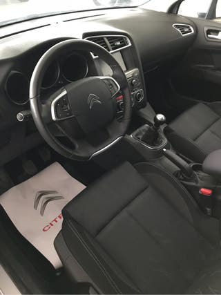 Citroen C4 1.6 EHDI 115CV manual