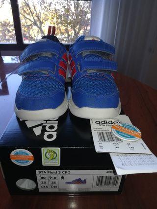 € 25 Mano De Por Zapatillas Talla Adidas En Toledo Niño 10 Segunda Ibfgv6Yy7