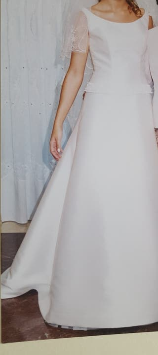 vestido de novia pronovias de segunda mano en pozuelo de alarcón en