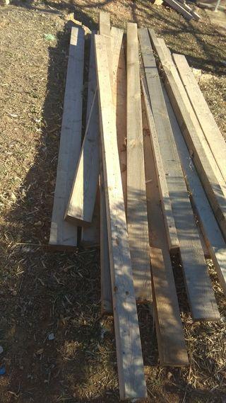 Tablones de pino