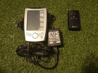 ORDENADOR POCKET PC DELL + GPS LEADTEK