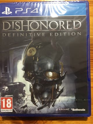 Dishonored PS4 Definitive Edition