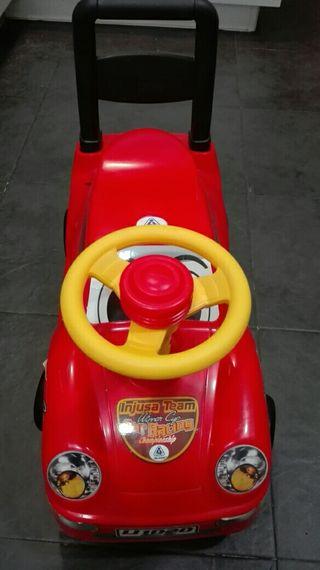 Correpasillos de Cars