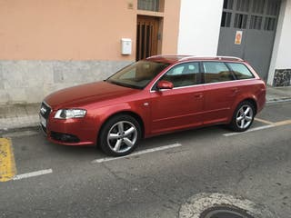 Audi A4 2007 tfsi 2.0 200cv