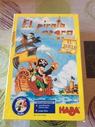 El Pirata Negro.