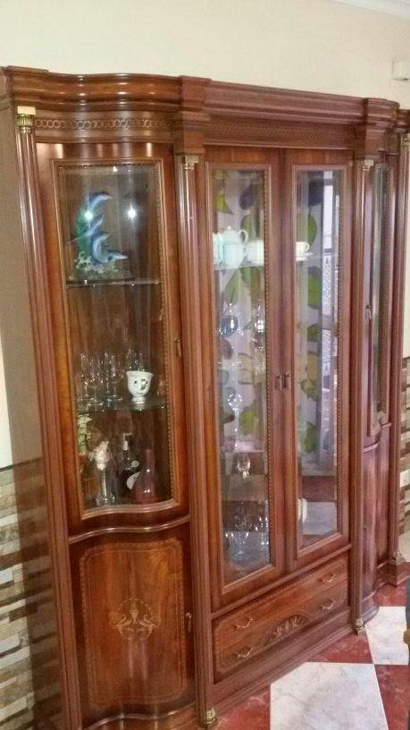 Mueble vitrina comedor de segunda mano por 150 € en Dos Hermanas en ...