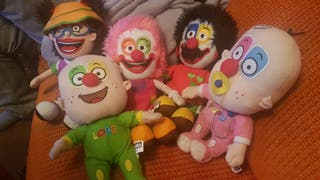 muñecos Pirritx TODOS