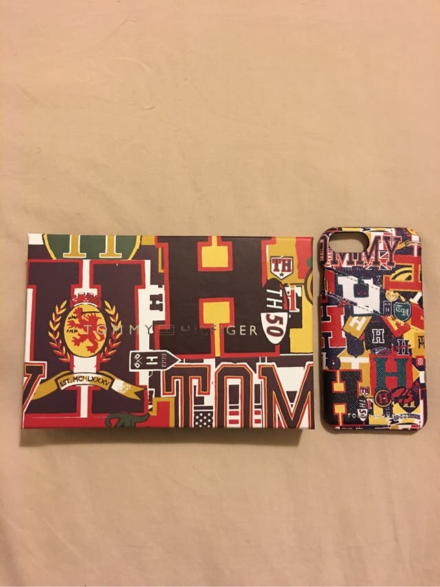 Funda de iphone Tommy Hilfiger