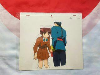 Cel Fushigi Yuugi Miaka & Tamahome
