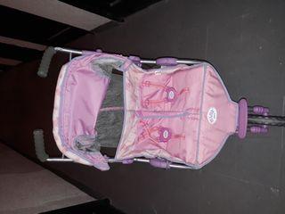 Silla/carrito gemelos Baby Born