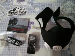 trainning mask 2.0