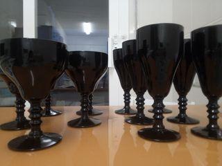 copas negras Zara Home