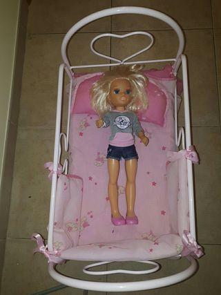Llit nina / cama muñeca