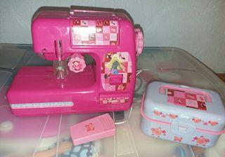 Barbie Maquina de Coser