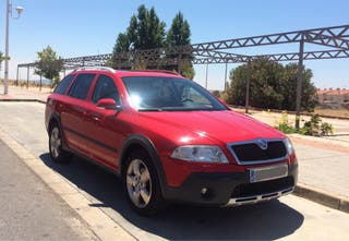 Skoda Scout 2007 impecable.