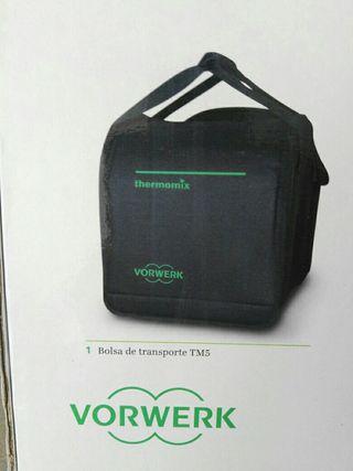 bolsa transportar Thermomix
