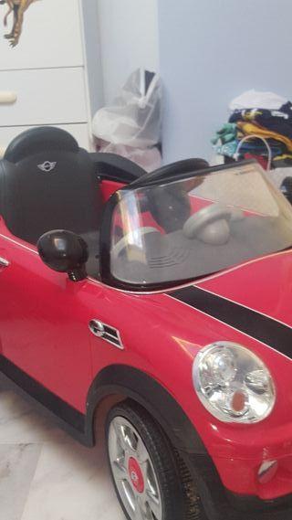 coche infantil bateria