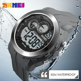 reloj digital sumergible