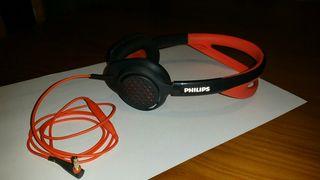 Cascos deportivos Philips Actionfit
