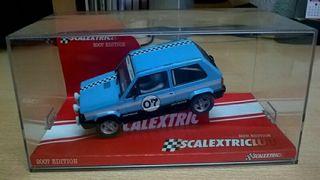 Scalextric , 2 coches de edición limitada