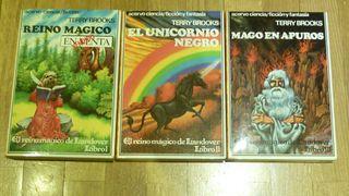 LIBROS TRILOGIA EL REINO MAGICO DE LANDOVER
