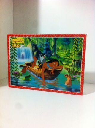 Puzzle Pocahontas 150 Piezas