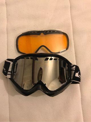 Gafas quicksilver snow ski