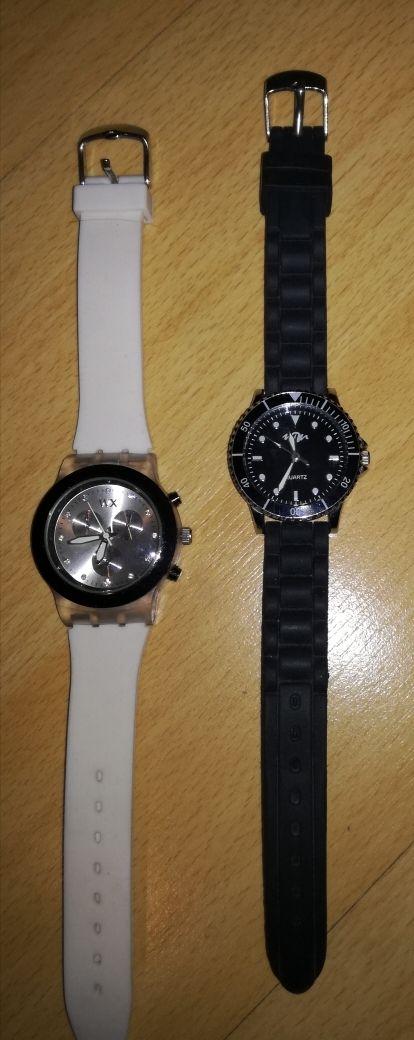 lote de 4 relojes