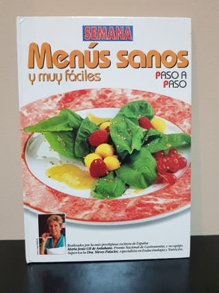 Libro de cocina.