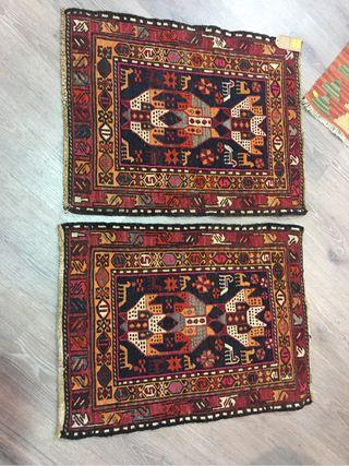 Alfombra kilim persa pequeño