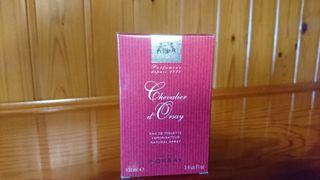 Perfume francés de hombre Chevalier D'Orsay