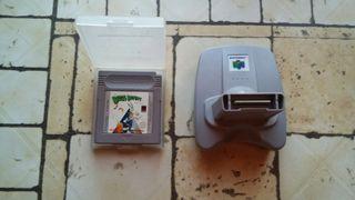 Nintendo 64 accesorio