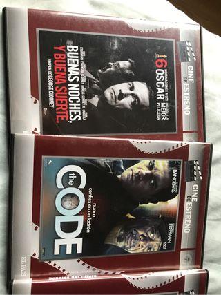 Películas, colección cine estreno. 5