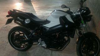 Moto carretera BMW